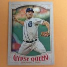 JORDAN ZIMMERMAN 2016 Topps Gypsy Queen Card #46 DETROIT TIGERS Baseball FREE SHIPPING 46