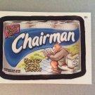 CHAIRMAN 2005 Wacky Packages All New Series 2 Bonus Sticker INSERT Card #B5 FREE SHIPPING ANS2