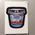 DONE IN 2005 Wacky Packages All New Series 2 Bonus Sticker INSERT Card #B6 FREE SHIPPING ANS2