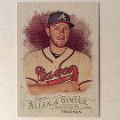 FREDDIE FREEMAN 2016 Topps Allen & Ginter Card #58 ATLANTA BRAVES Baseball FREE SHIPPING