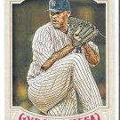 CC SABATHIA 2016 Topps Gypsy Queen Baseball Card #202 NEW YORK YANKEES Free Shipping 202 C.C.