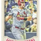 MATT ADAMS 2016 Topps Gypsy Queen Baseball Card #215 ST LOUIS CARDINALS Free Shipping 215