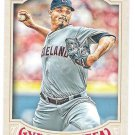 CARLOS CARRASCO 2016 Topps Gypsy Queen Baseball Card #97 CLEVELAND INDIANS Free Shipping 97