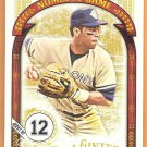ROBERTO ALOMAR 2016 Topps Allen & Ginter The Numbers Game INSERT Card #NG-42 TORONTO BLUE JAYS