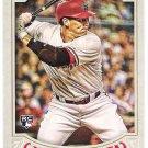 PETER O'BRIEN 2016 Topps Gypsy Queen ROOKIE Card #242 ARIZONA DIAMONDBACKS Baseball FREE SHIPPING