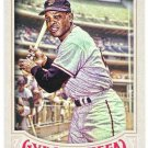 WILLIE MAYS 2016 Topps Gypsy Queen SHORT PRINT Card #327 SAN FRANCISCO GIANTS Baseball FREE SHIPPING