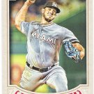 JOSE FERNANDEZ 2016 Topps Gypsy Queen Baseball Card #33 MIAMI MARLINS FREE SHIPPING 33
