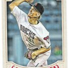 ZACK GREINKE 2016 Topps Gypsy Queen Baseball Card #66 ARIZONA DIAMONDBACKS FREE SHIPPING 66