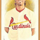 RANDAL GRICHUK 2016 Topps Allen & Ginter SHORT PRINT MINI Card #328 ST LOUIS CARDINALS Free Shipping