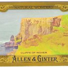 CLIFFS OF MOHER 2016 Topps Allen & Ginter Natural Wonders INSERT Baseball Card #NW-17 FREE SHIPPING