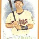 BRIAN DOZIER 2016 Topps Allen & Ginter Baseball Card #74 MINNESOTA TWINS A&G FREE SHIPPING