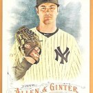 ANDREW MILLER 2016 Topps Allen & Ginter Baseball Card #209 NEW YORK YANKEES A&G FREE SHIPPING