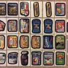 WACKY PACKAGES Lot of 26 Stickers Cards 2013 Topps Series 11 FREE SHIPPING Walking Dad Minute Maim