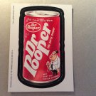 DR POOPER 2005 Wacky Packages All New Series 2 MAGNET INSERT Card #8 Dr. Pepper FREE SHIPPING
