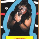 MANKIND 2012 WWE Topps Heritage Stickers INSERT Card #5 Wrestling MICK FOLEY Cactus Jack FREE SHIP.