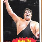 ANDRE THE GIANT 2012 WWE Topps Heritage Legends Card #58 Wrestling WWF Hall Of Fame FREE SHIPPING