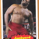 JUNKYARD DOG 2012 WWE Topps Heritage Legends Card #85 Wrestling WWF Hall Of Fame JYD FREE SHIPPING