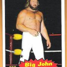 BIG JOHN STUDD 2012 WWE Topps Heritage Legends Card #62 Wrestling WWF Hall Of Fame Heenan Family