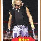 BRIAN PILLMAN 2012 WWE Topps Heritage Legends Card #64 Wrestling FOUR HORSEMEN Loose Cannon Flyin'
