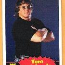 DR TOM PRICHARD 2012 WWE Topps Heritage Legends Card #107 Wrestling HEAVENLY BODIES WWF SMW