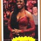 NAOMI 2012 WWE Topps Heritage Card #28 DIVA Womens Wrestling WWF Funkadactyles FREE SHIPPING