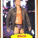 CHRIS JERICHO 2012 WWE Topps Heritage Wrestling Card #10 WWF Ayatollah of Rock n Rolla FREE SHIPPING