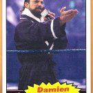 DAMIEN SANDOW 2012 WWE Topps Heritage Wrestling Card #14 WWF Mizdow ARON REX FREE SHIPPING