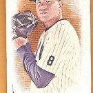 DELLIN BETANCES 2016 Topps Allen & Ginter A&G Back Mini INSERT Card #62 NEW YORK YANKEES Baseball