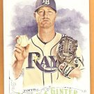 ALEX COBB 2016 Topps Allen & Ginter Baseball Card #123 TAMPA BAY RAYS FREE SHIPPING 123 A&G