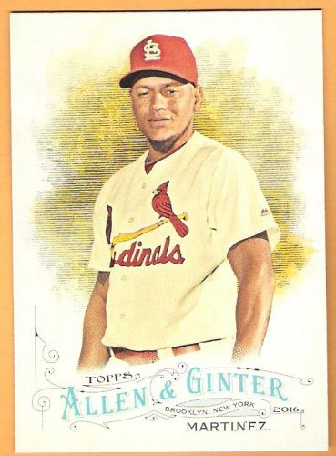 CARLOS MARTINEZ 2016 Topps Allen & Ginter Baseball Card #103 ST LOUIS CARDINALS FREE SHIPPING 103