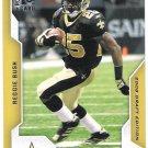 REGGIE BUSH 2008 Upper Deck Draft SHORT PRINT Card #164 New Orleans Saints FREE SHIPPING