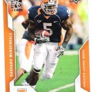 RASHARD MENDENHALL 2008 Upper Deck Draft ROOKIE Card #84 Pittsburgh Steelers FREE SHIPPING