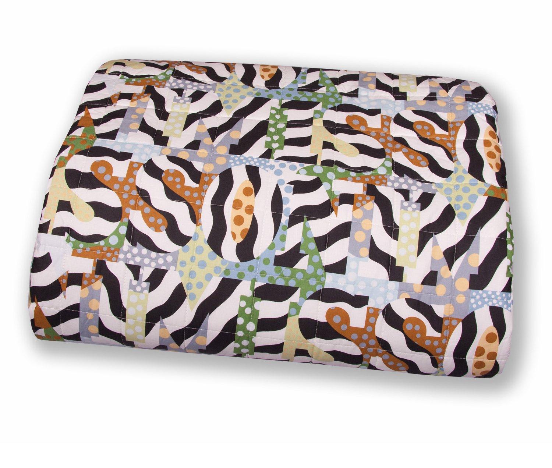 Missoni bedspreads for bed MISSONI design black white