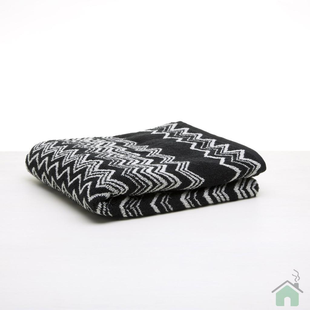 Towels set 1+1 and bath mat Missoni Home Keith