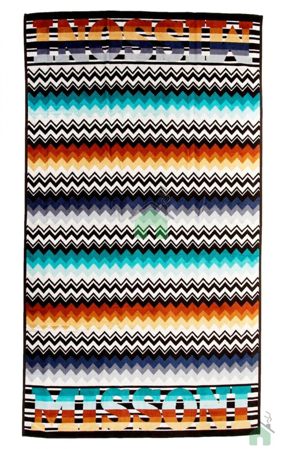 Beach towel Missoni Home Niles var.170