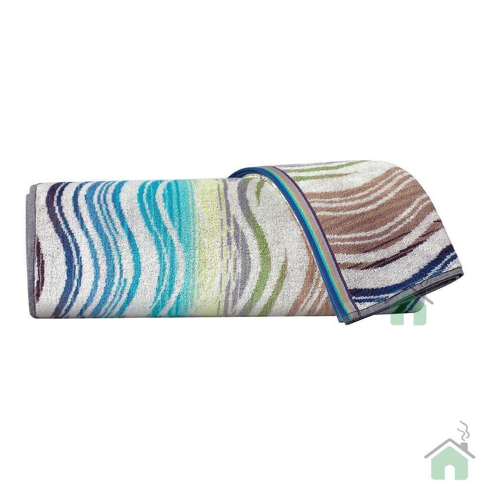 Towels set 6+6 Missoni Home Peggy var.170 - wave design