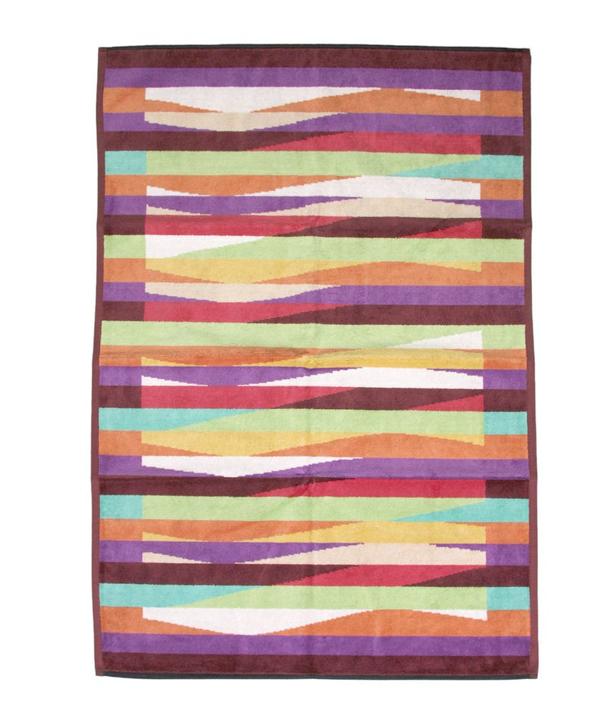 Beach towel Missoni Home 2015 Romy 156 on the shades of pink