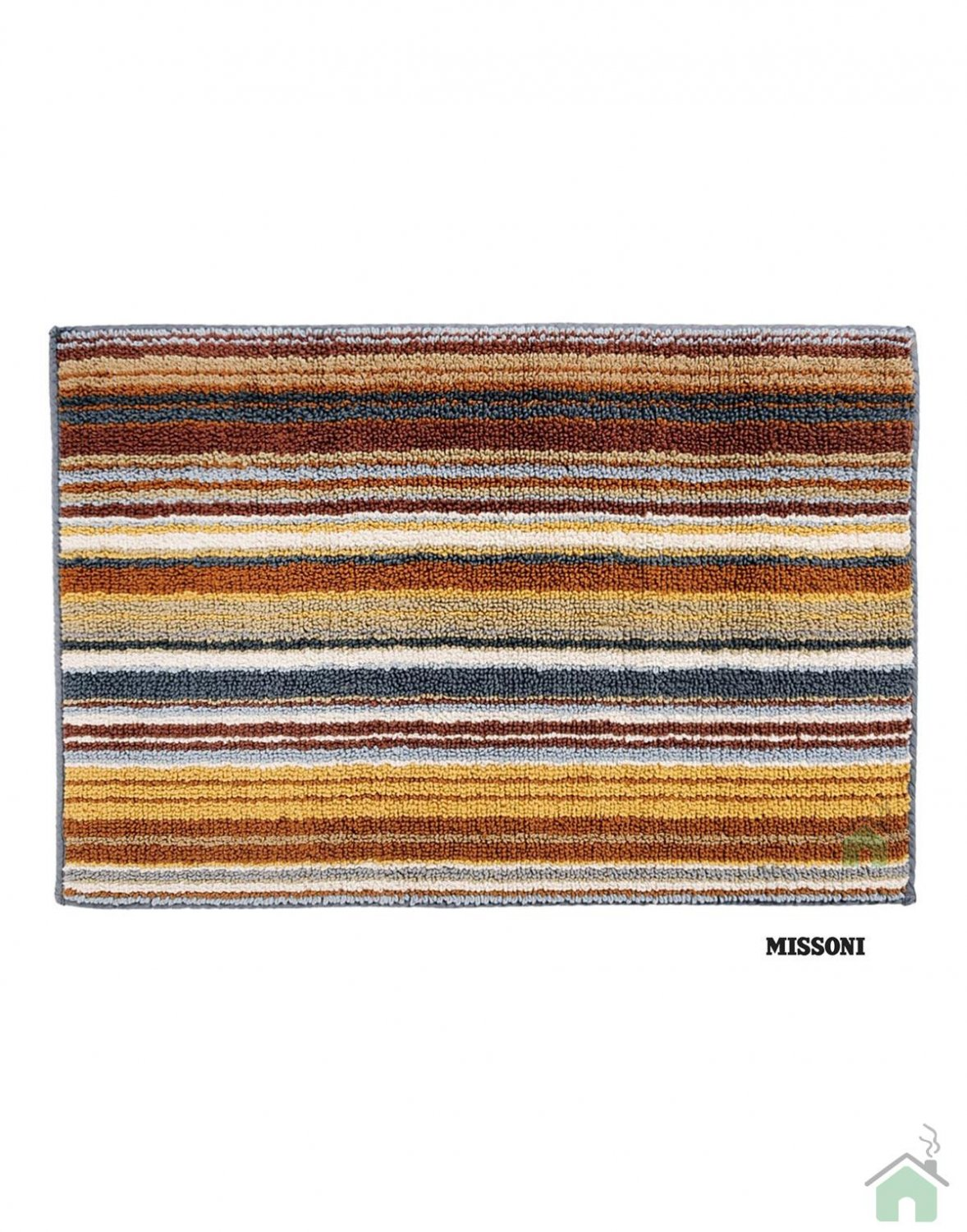 Missoni Jazz 160 n. 2 bathmats - 2014 Collection