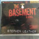 The Basement by Stephen Leather (2012, CD, Unabridged)