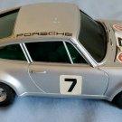 Vintage 1970's Porsche 911 Model Car A.M. Radio  #985966  WORKS  NICE !