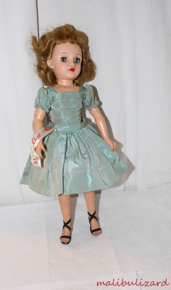 Vintage Miss Revlon Doll VT-18 Original Outfit Cissy's Friend