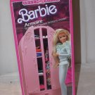 Vintage Barbie Sweet Roses Armoire Unused in Box
