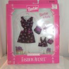 BARBIE & KELLY FASHION AVENUE MATCHING STYLES PURPLE BIRTHDAY PRESENOUTFIT MIP
