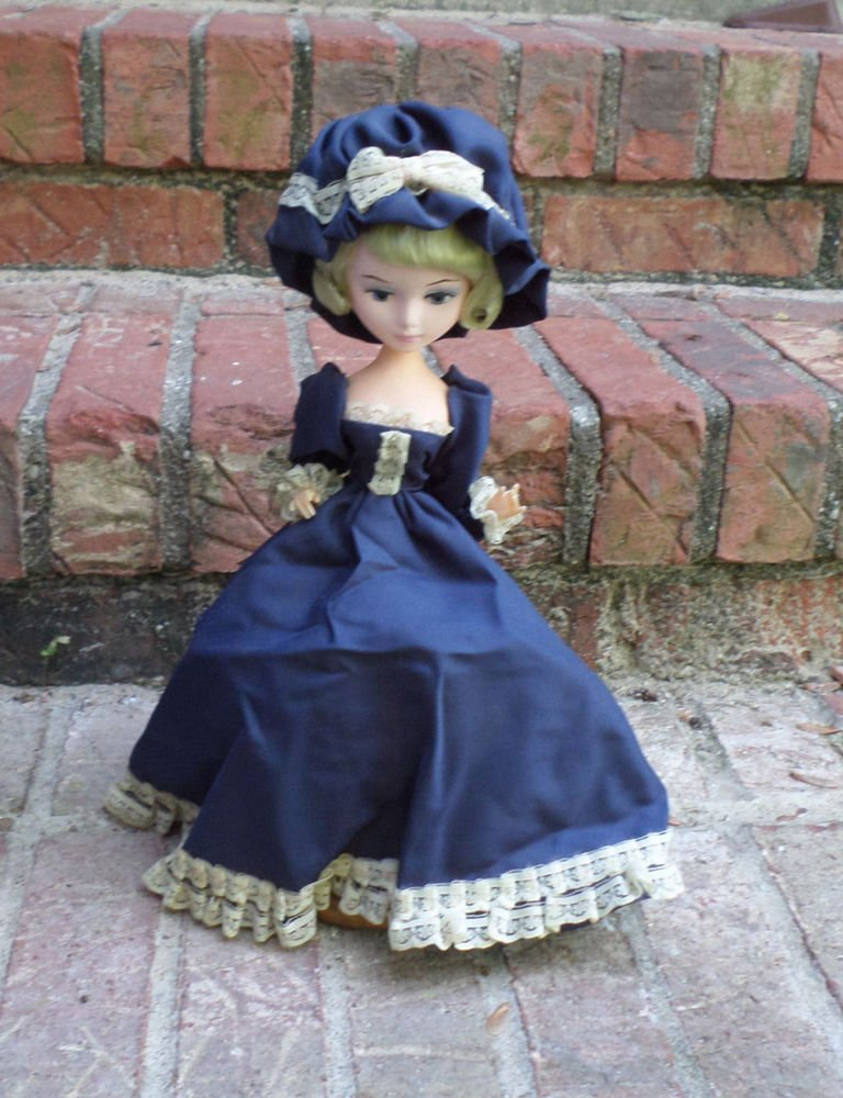 VINTAGE BRADLEY MARY TODD LINCOLN DOLL