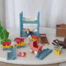 PLAYMOBIL DOLLHOUSE NURSERY FURNITURE AND ACCESSORIES