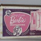 VINTAGE BARBIE SUZY GOOSE WARDROBE + ORIGINAL BOX