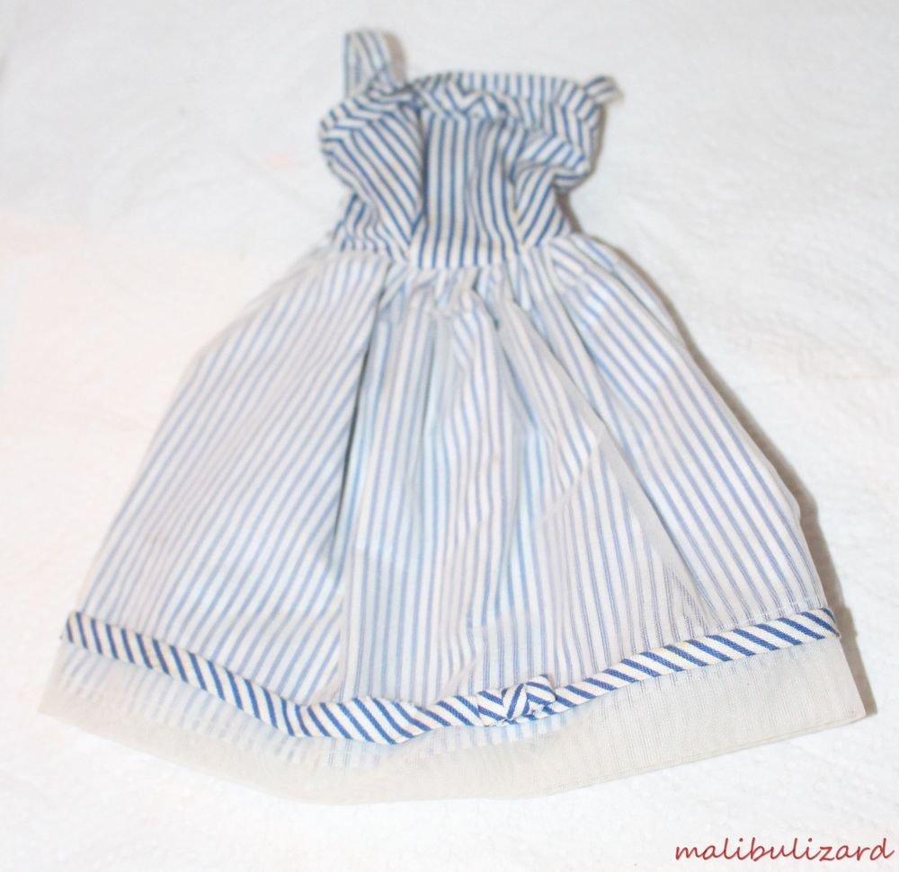 Vintage Barbie Clone Movie Date Dress Excellent Condition
