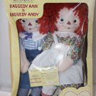 Special Limited Edition Dakin Raggedy Ann and Andy The Georgene Dolls