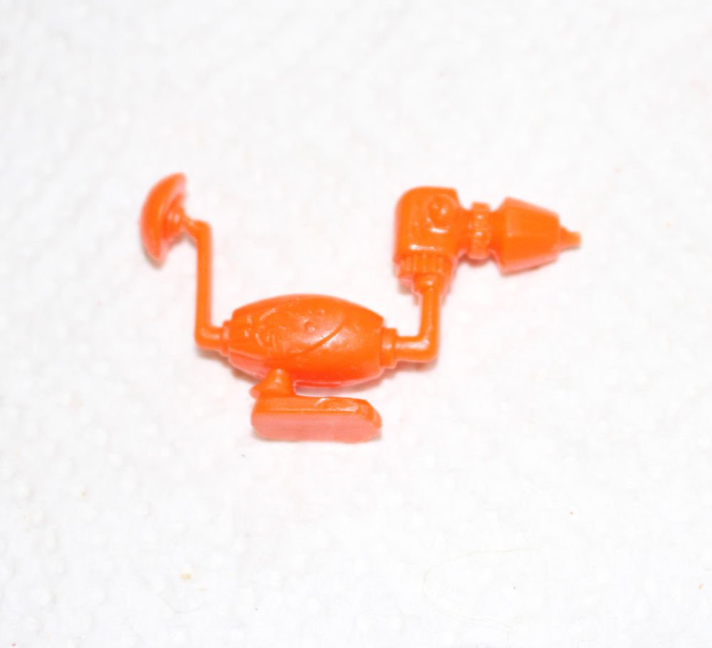 Vintage Tooly Bird Cereal Toy Promo