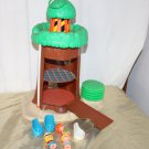 1970s Kenner Tree Tots Lighthouse Box Lighthouse Captain 2 People 3 Chairs